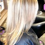 Icy Blonde Hair Layered | Avalanche Salon & Spa Collegeville
