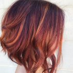 Red and Orange Short Hair   Avalanche Salon & Spa Collegeville
